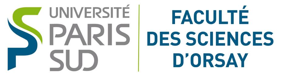 Université Paris-Sud | Faculté des Sciences d'Orsay